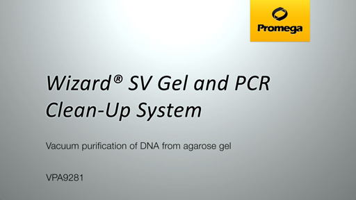 Wizard SV Gel and PCR Clean Up System Gel Vacuum